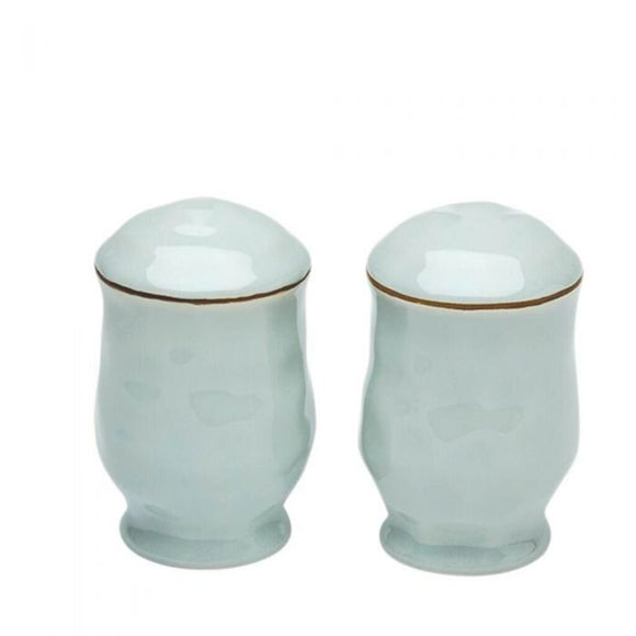 Cantaria Salt & Pepper Set - Sheer Blue