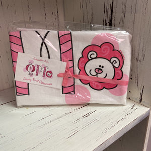 Phi Mu Pillow Case