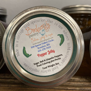 Birdsongs Pantry - Pepper Jelly