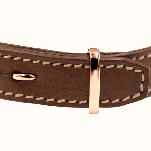 Brown | 18K Rose Gold - The True Gen