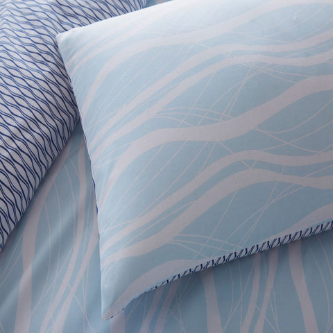 ocean duvet cover pieridae set large bedding single aqua detail sm striped products