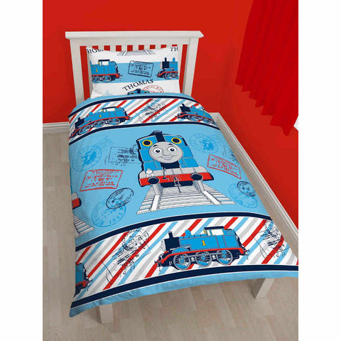 Thomas And Friends Adventure Single Duvet Cover Set Front