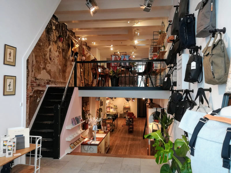 Six & Sons and the UK Department for International Trade collaborate in the first British sustainable retail pop-up in the Netherlands