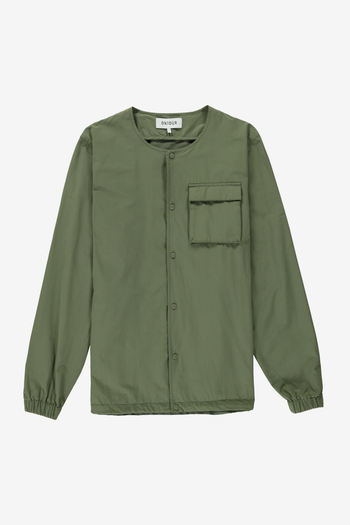 Coast Jacket Moss, Clothing Men, Ontour - Six and Sons