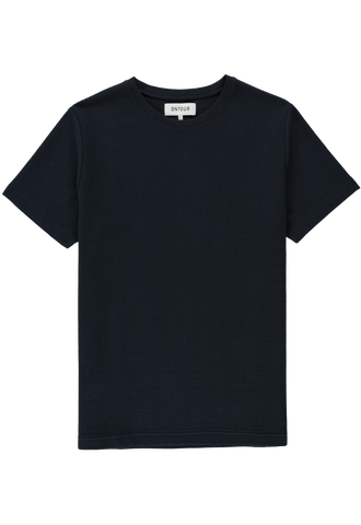 Tide T-Shirt Navy, Clothing Men, Ontour - Six and Sons