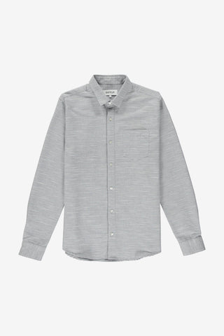 Cruise Shirt Indigo, Clothing Men, Ontour - Six and Sons