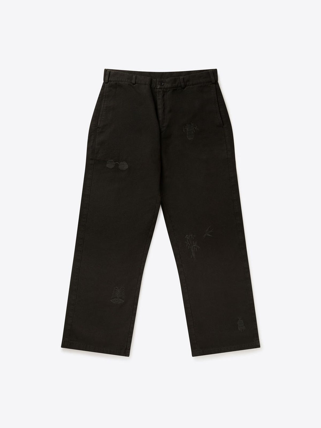 Dada Trousers Black