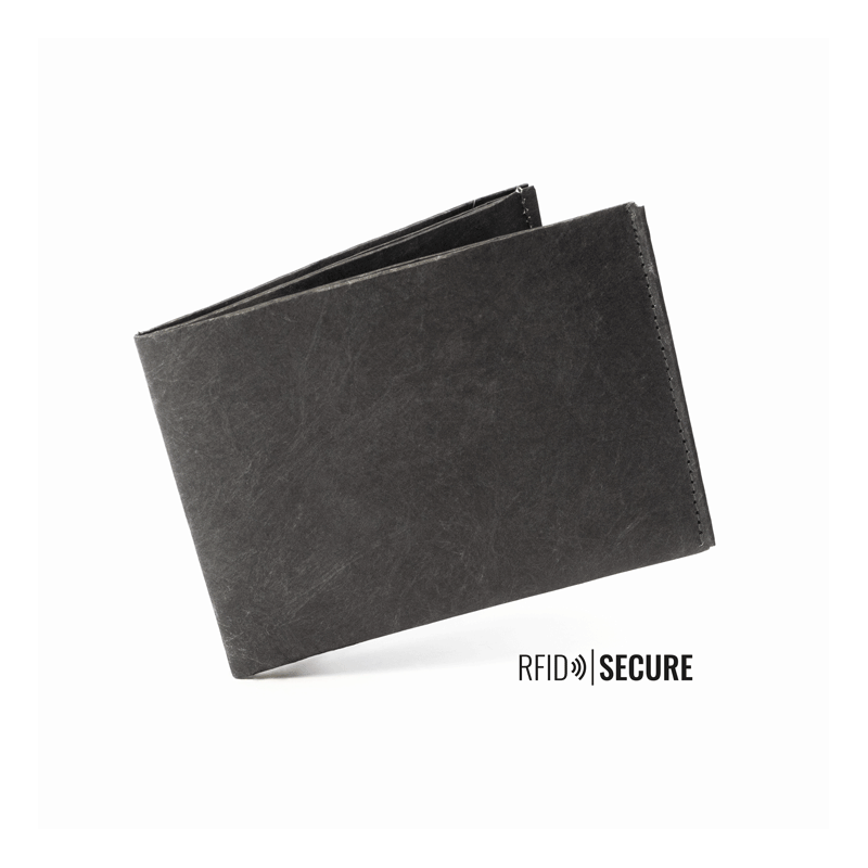 Wallet RFID Secure - Just Black