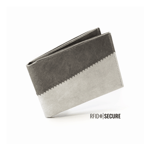 Wallet RFID Secure - Gray/Anthracite