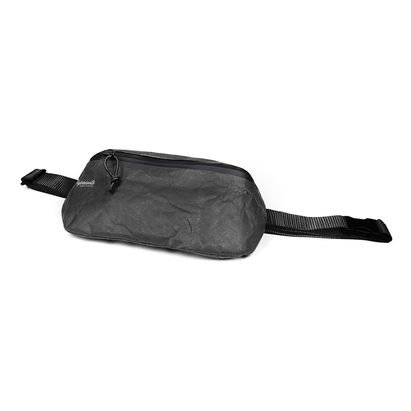 PAPRCUTS Hip bag - Just Black