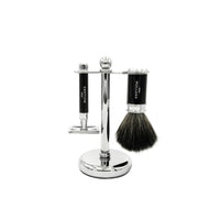 Shaving Set (Black or Ivory)