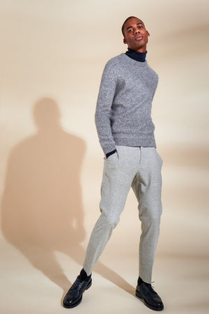 Think Grey Jumper
