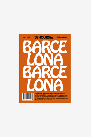 Lost In Barcelona, Books, Lost In - Six and Sons