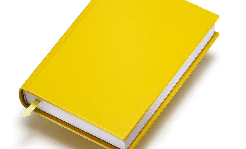 Six and Sons SELECTION - Book - YELLOW
