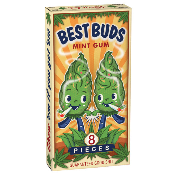 Best Buds Chewing Gum