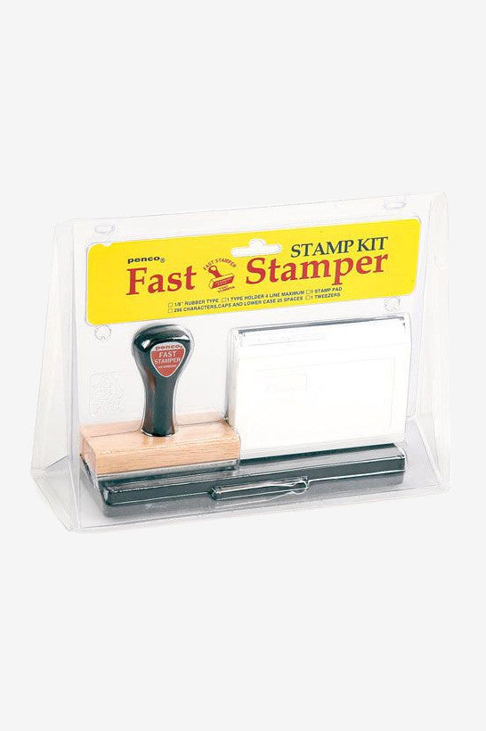 Fast Stamper, Office, Penco - Six and Sons