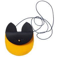 Cat Purse - Sun Yellow