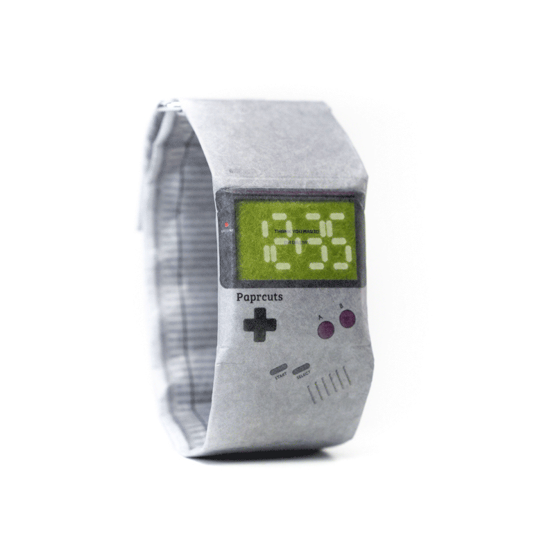 Game Boy Classic Watch