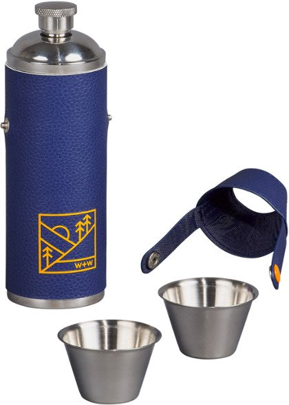 Hip Flask & Shot Cups