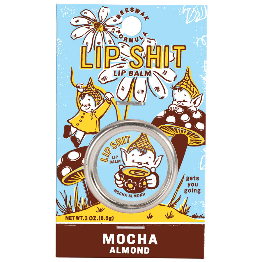 Lip Balm - Lip Shit Mocha Almond