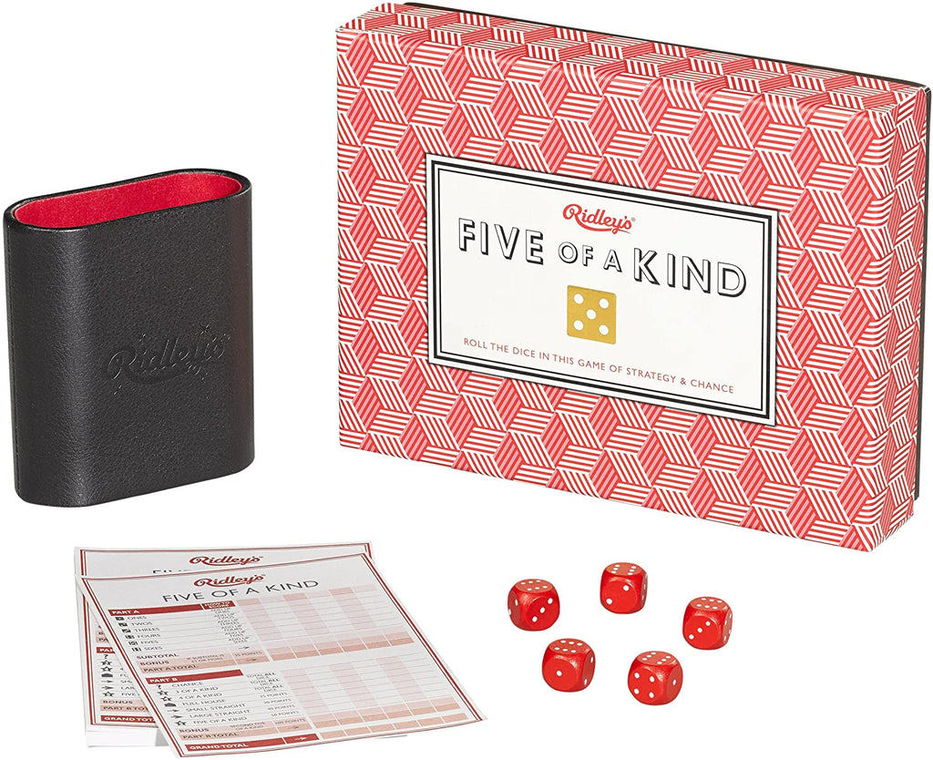 Five of a Kind Game
