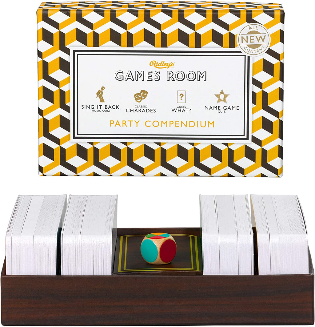Games Room - Party Compendium Game