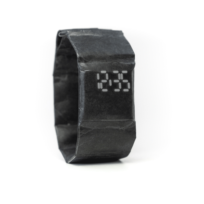 Just Black Classic Watch