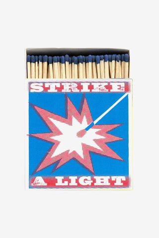 Safety Matches Strike A Light, Gifts, The Fine Matchbox Company - Six and Sons