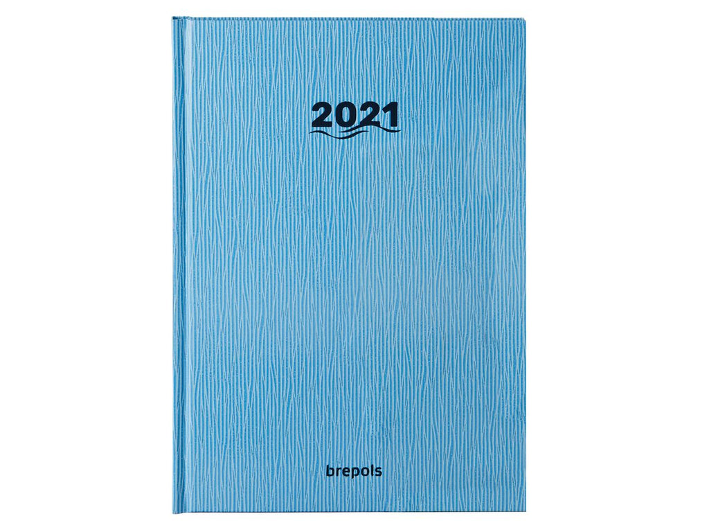 Interplan 2021 14.8x21cm diary