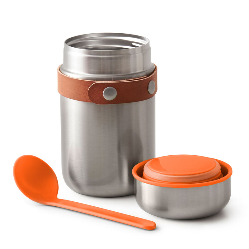 Food Flask Double-walled Food Container in Stainless Steel 400ml