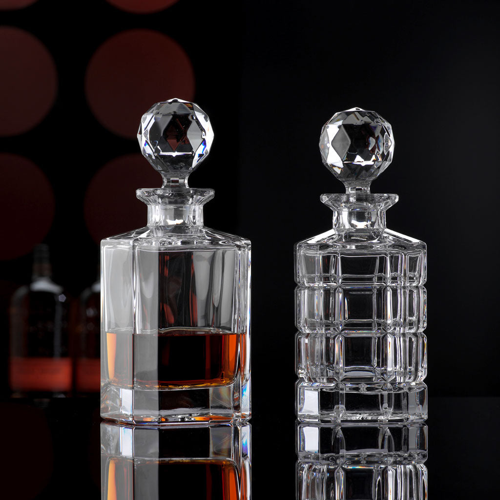Whisky Decanter Times Square 800ml
