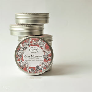 Cozy Moments candle