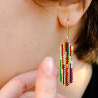 Glitch Earrings