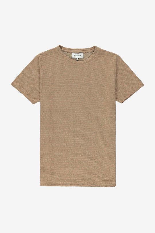 Foam T-Shirt Sand, Clothing Men, Ontour - Six and Sons
