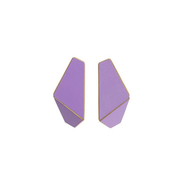 Earrings Folded (slim)