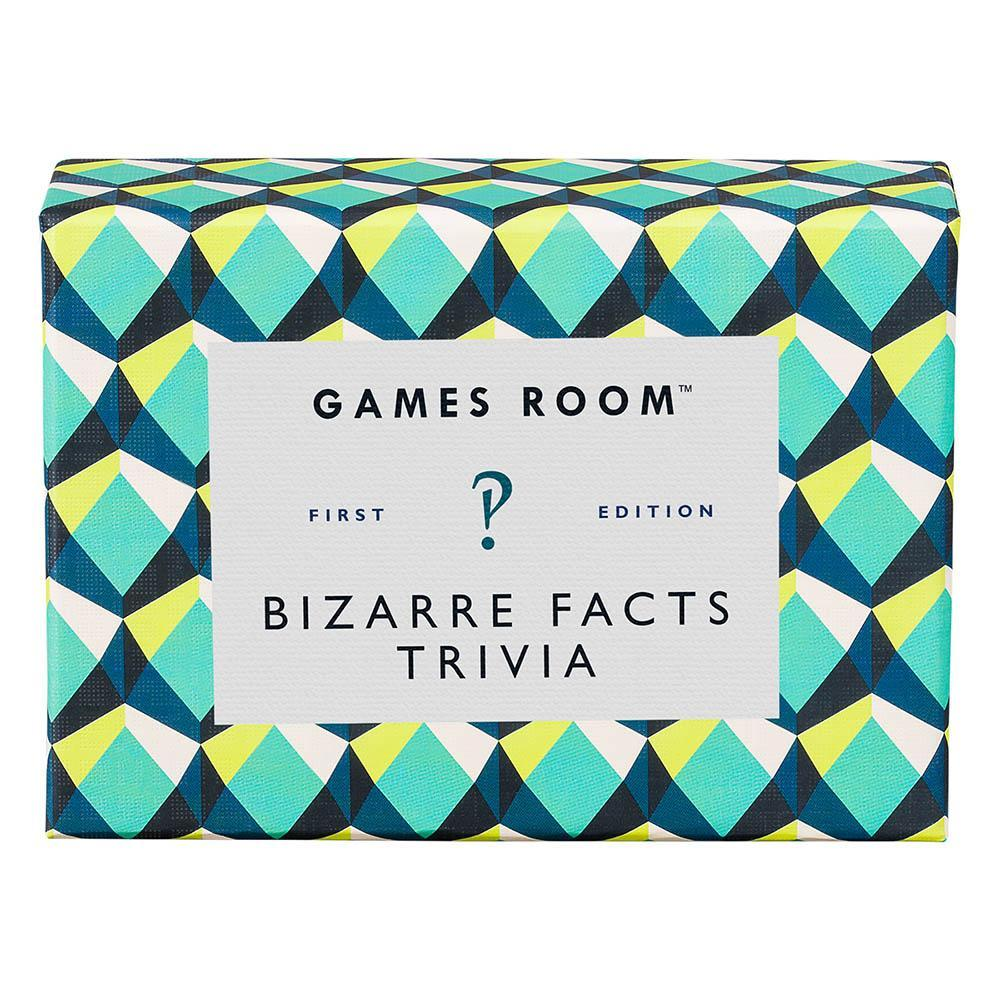 Bizarre Facts Quiz - First Edition
