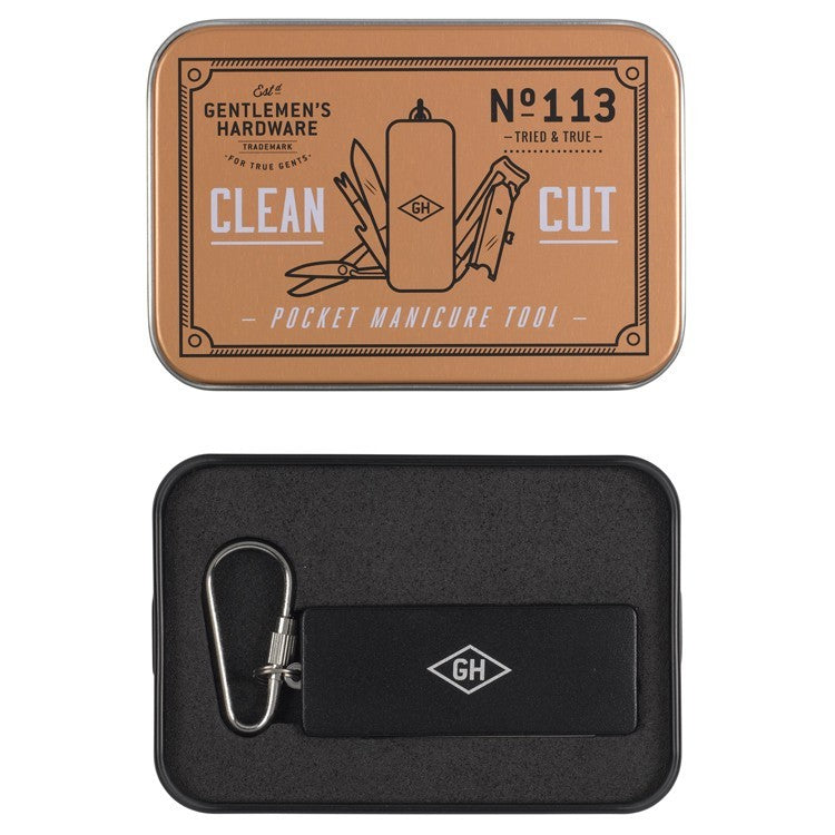 Clean Cut Pocket Manicure Tool