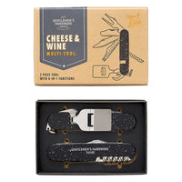 Cheese and Wine Tool