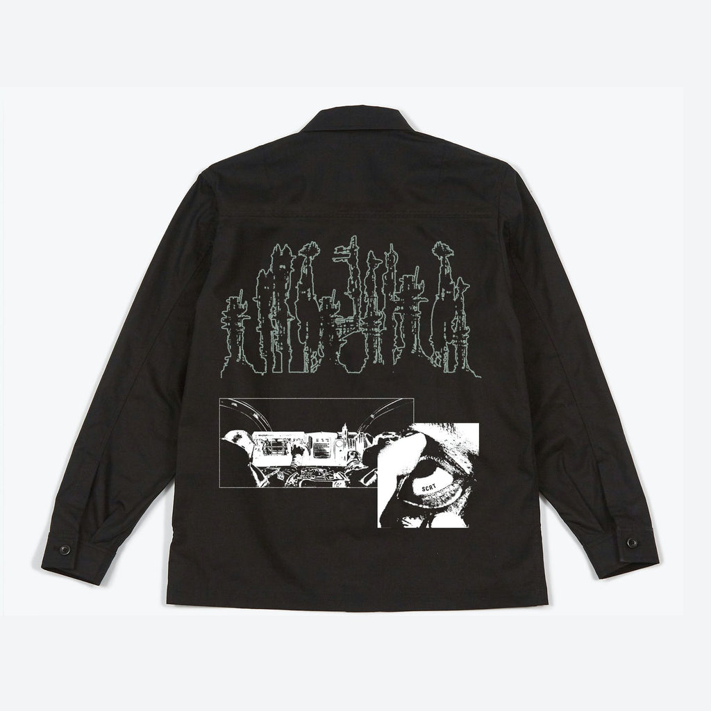 Off World Pullover Black