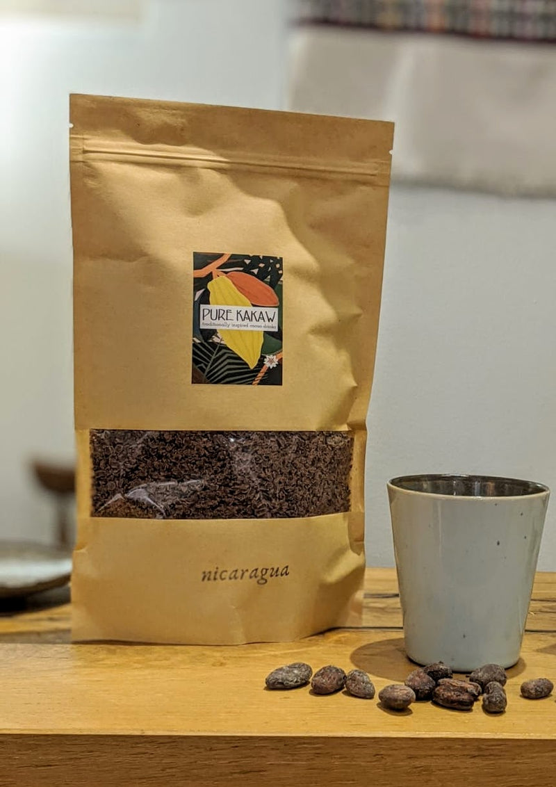 Cacao Flakes 100% - Nicaragua - 450g