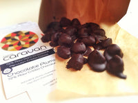 Organic Chocolate Plums, Peru (150 g)