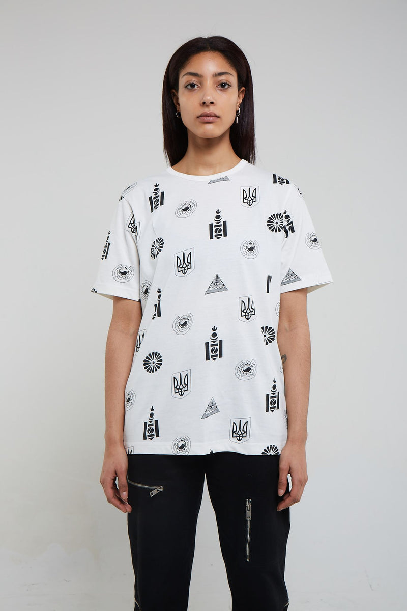 All over the world T-shirt
