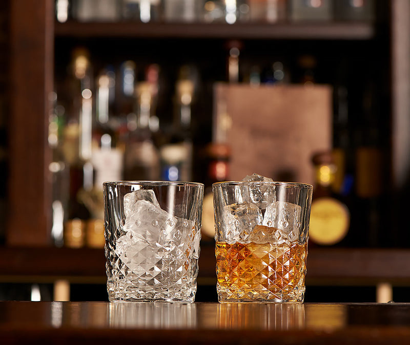Carats  - Cocktail or Whisky Tumbler 350ml