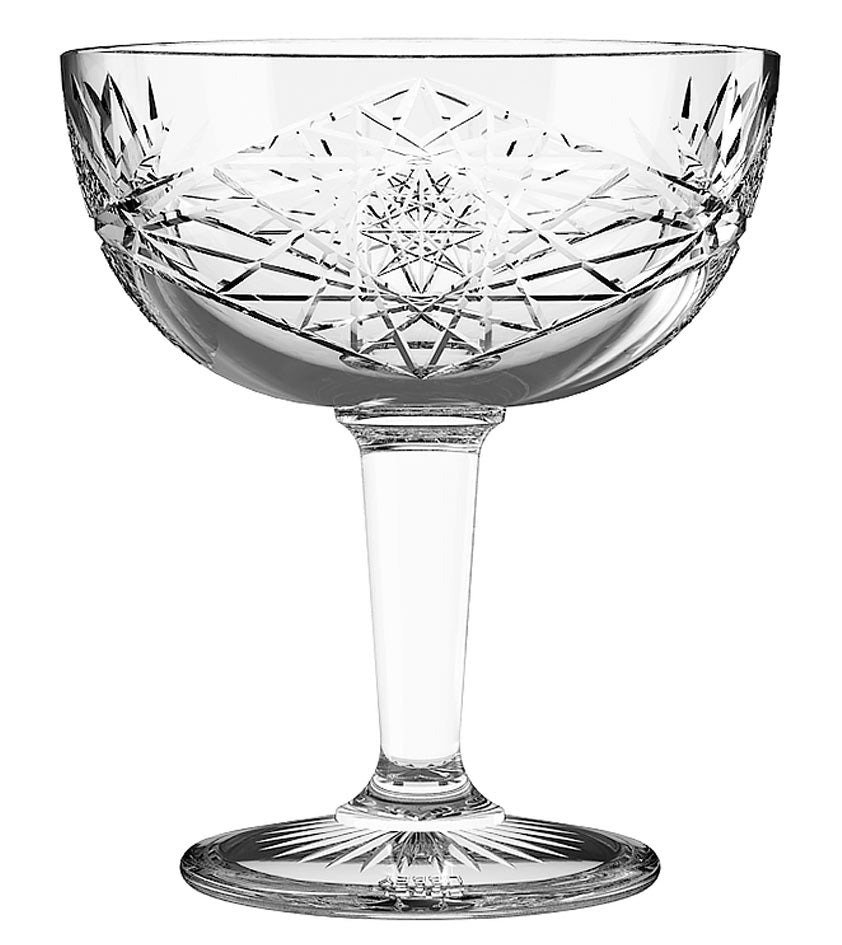 Hobstar - Cocktail & Champagne Coupe Glass 250ml