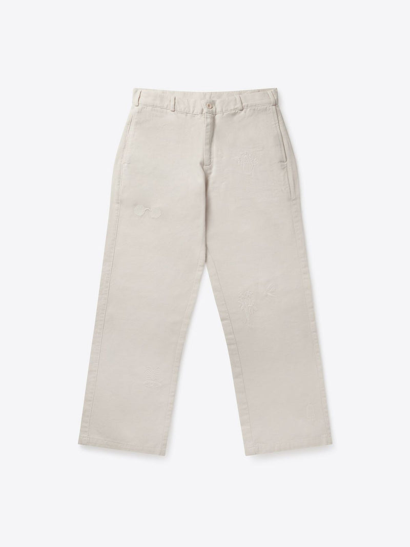 Dada Trousers Cream