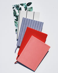 The Sustainable Notebook - A6 (Various Covers)