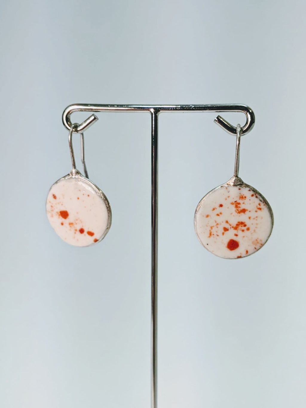 The Birth of Love Earrings