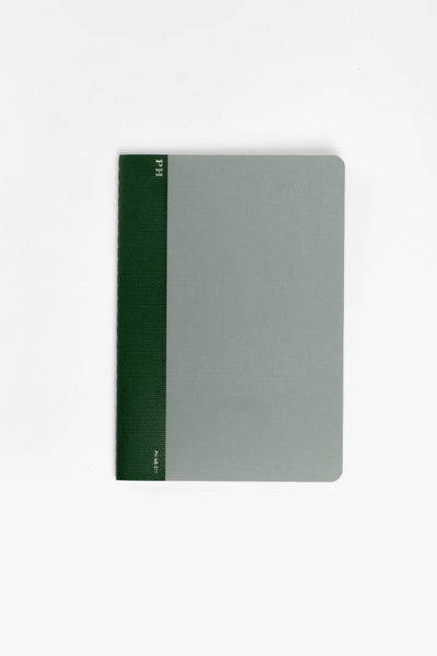 Cheescloth Notebook B6 Green, Office, Hightide - Six and Sons