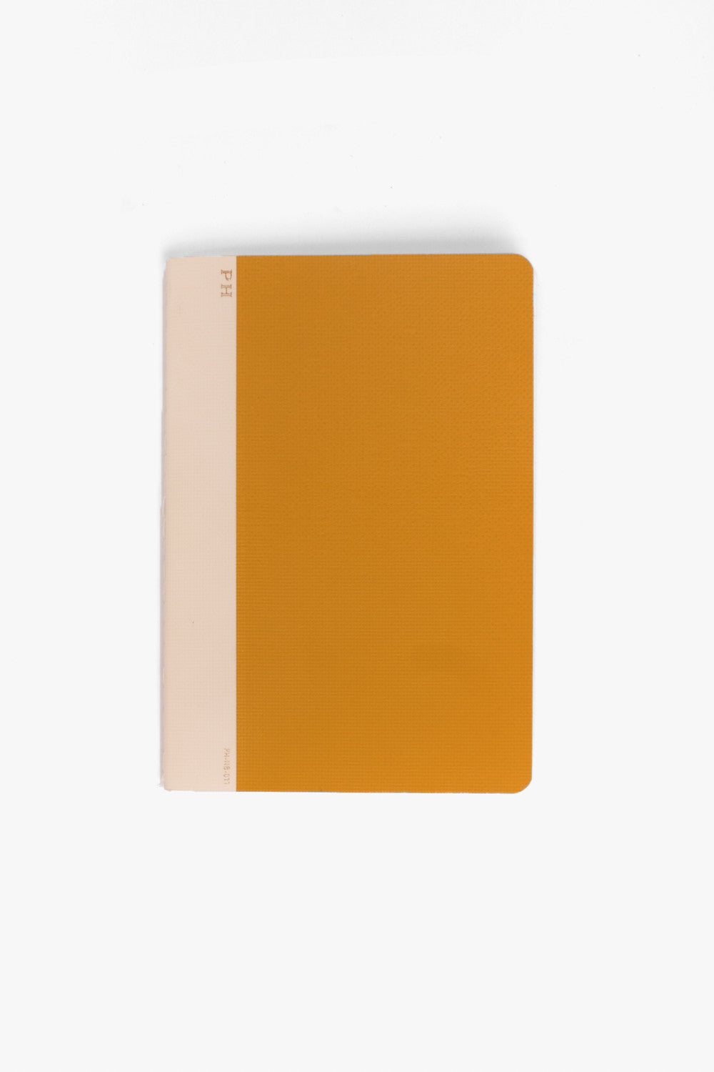 Cheescloth Notebook B6 Yellow, Office, Hightide - Six and Sons