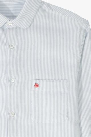 Kingston Shirt Twillmax striped, Clothing Men, Mews - Six and Sons